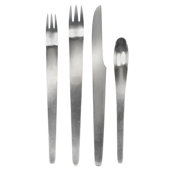 Arne jacobsen for a michelsen aj flatware 48 pcs dinner fo - Arne jacobsen flatware ...