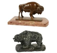 Mosaic Tile Company Grizzly Bear figure 9.5