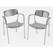 Jorge Pensi (b. 1946) for Amat-3 Toledo chairs, pair 22