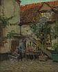 Norwood Hodge MacGilvary (American, 1874-1949),