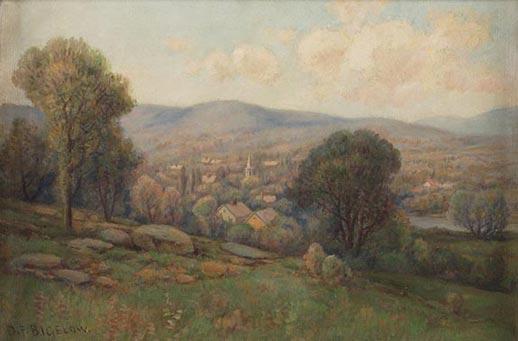 Daniel Folger Bigelow (American, 1823-1910),