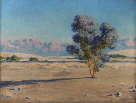 Agnes Pelton (American, 1881-1961),