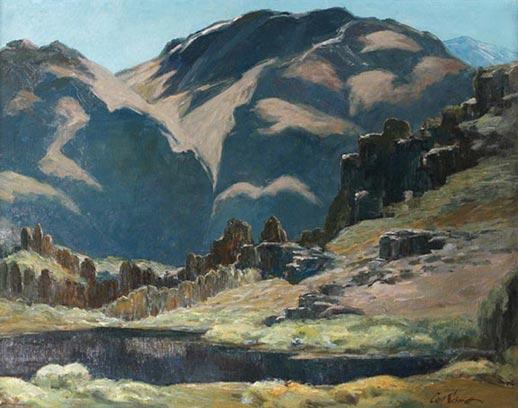 Carl Schmidt (American, 1885-1969),