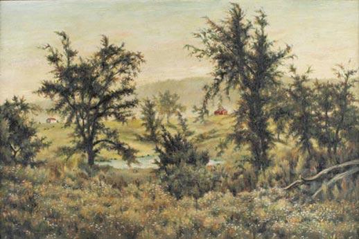 Clarence Holbrook Carter (American, b. 1904),