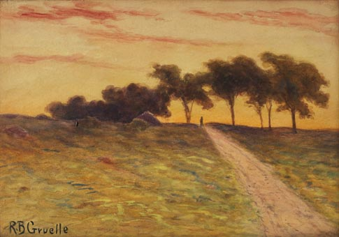 Richard Buckner Gruelle (American, 1851-1914),