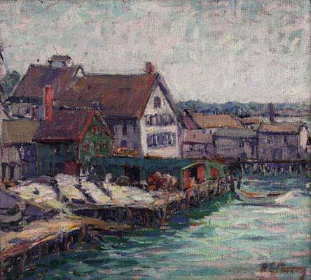 Kathryn Cherry (American, 1880- 1931),