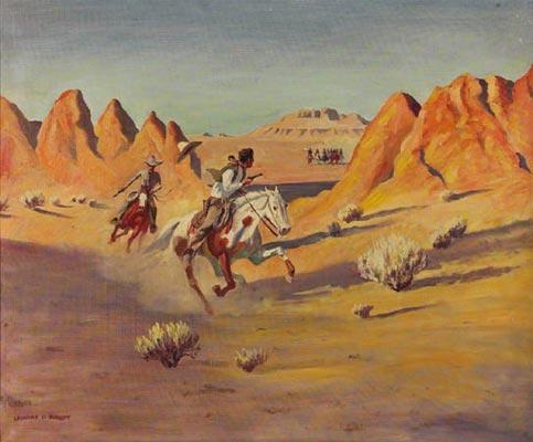 Leonard Reedy (American, 1899-1956),