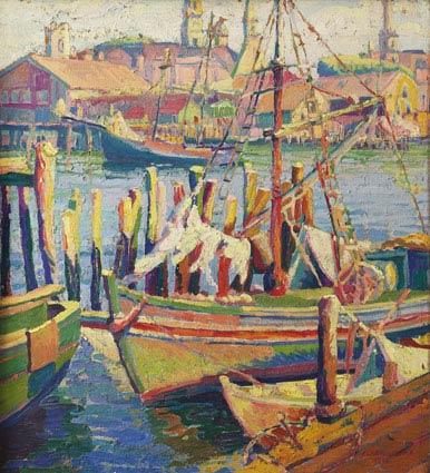 Clara Deike (American, 1881-1964),