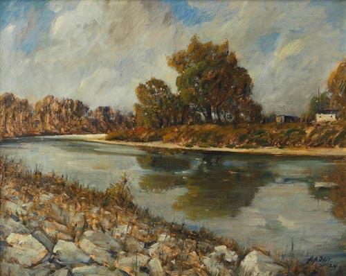 Matthew A. Daly (American, 1860-1937),