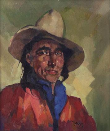 Hans Paap (American, 1894-1966),