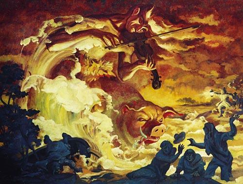 Lumen Martin Winter (American, 1908-1982),