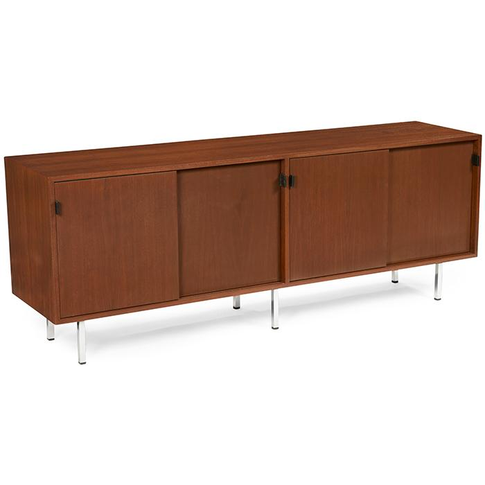 Florence Knoll B 1917 For Knoll Associates Cabinet 71 5 W