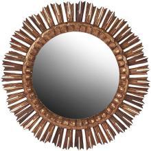 French Starburst wall mirror 24
