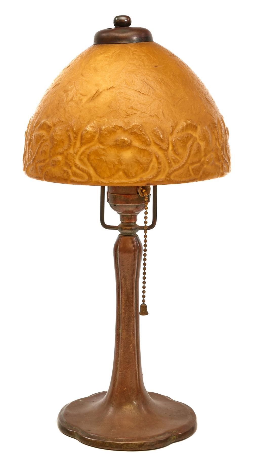 Handel boudiar lamp