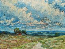 Lawrence McConaha painting