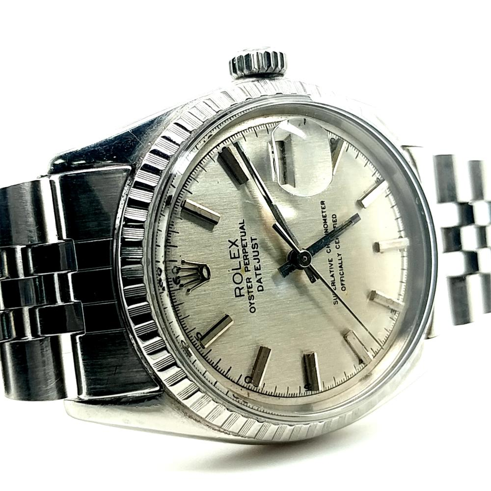 GENT'S OYSTER PERPETUAL DATEJUST ROLEX