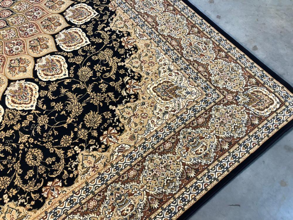 Stunning Premium Persian Dome Pattern Area Rug 8x11