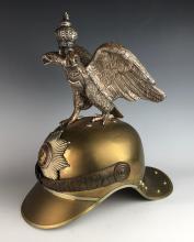 Imperial Russian Double Headed Eagle Helmet