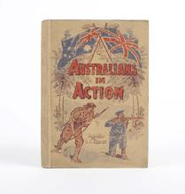 REEVES: Australians in Action in New Guinea (1915)