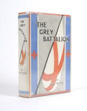 TILTON: The Grey Battalion (1933, signed)