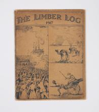 HMAT Port Sydney. GARLAND: The Limber Log, 1917 [1918]