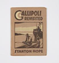 HOPE: Gallipoli Revisited. An Account of the ... Pilgrimage-Cruise (signed)