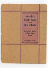 YOUNG: Australia's Heroic Deeds on the Field of Battle (1917)