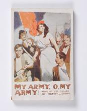 Henry LAWSON: My Army, O, My Army! and Other Songs (1915)