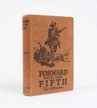 [5th Battalion] KEOWN: Forward with the Fifth (1921)