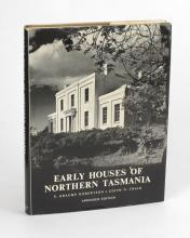 ROBERTSON and CRAIG: Early Houses of Northern Tasmania (1966; revised edition)