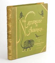 SAVILLE-KENT, William: The Naturalist in Australia (1897)