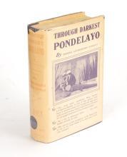 [LINDSAY, Joan]. LIVINGSTONE-STANLEY, Serena: Through Darkest Pondelayo (1936)