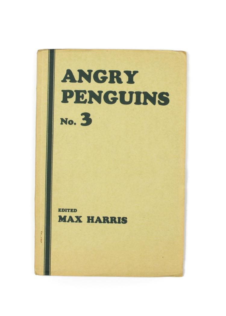 Angry Penguins #3 (1942)