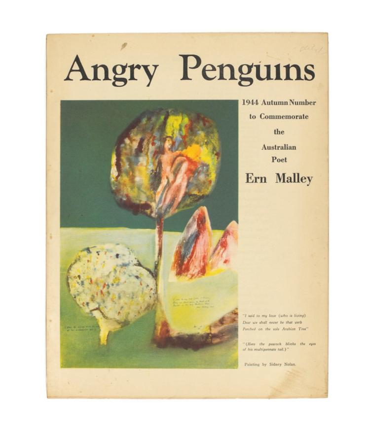 Angry Penguins #6 (1944, The Ern Malley number)