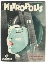 Metropolis (Premiere Season Film Program, 1927)