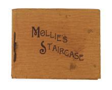 OUTHWAITE, Ida Rentoul: Mollie's Staircase (1906)
