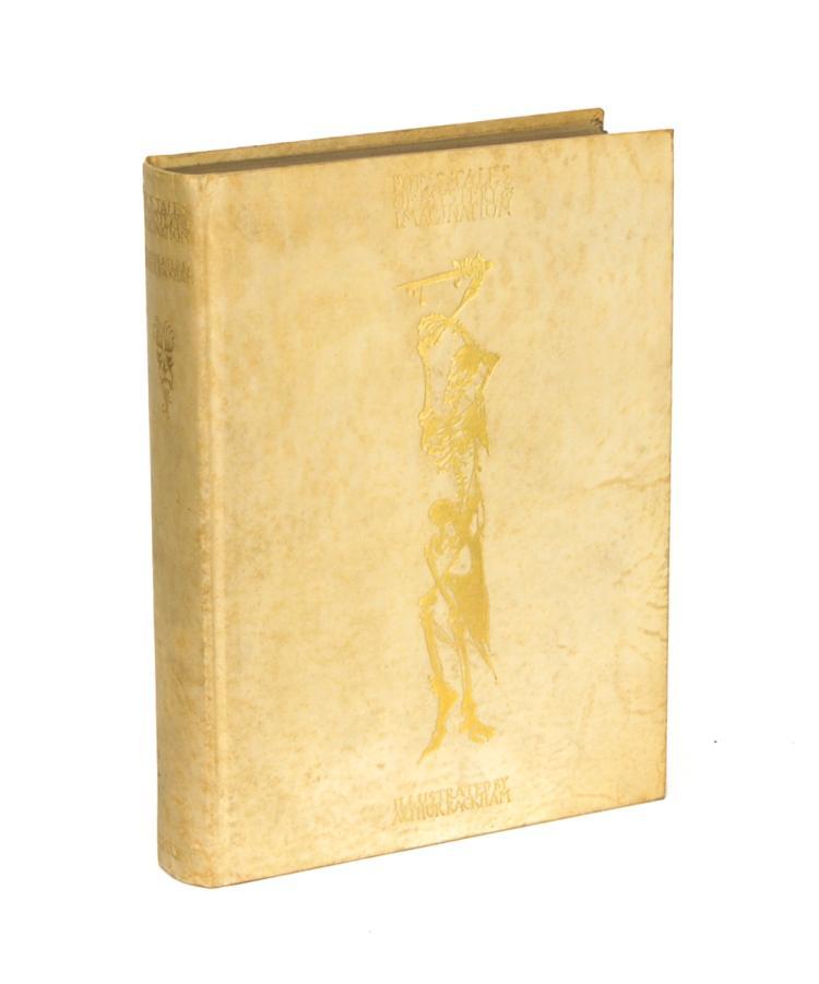 POE: Tales of Mystery & Imagination. Illustrated by Arthur Rackham (1935)