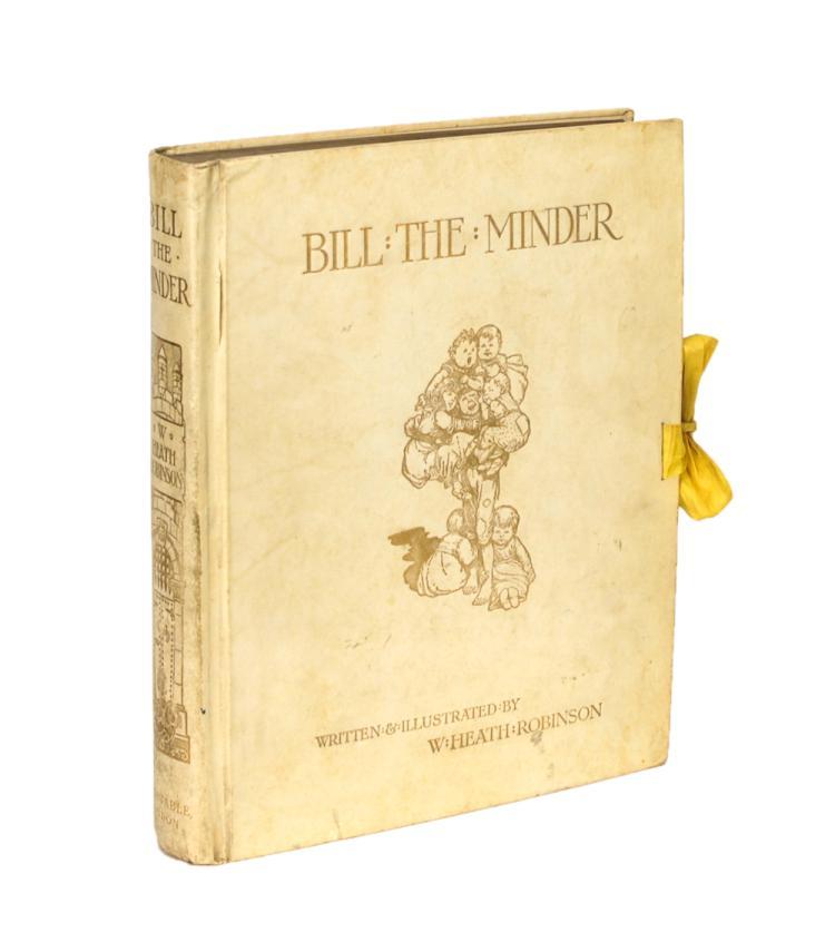 ROBINSON, W. Heath: Bill the Minder (1912)