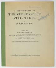 MAWSON: A Contribution to the Study of Ice Structures