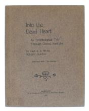 WHITE: Into the Dead Heart (SIGNED)