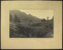 'A Washout, Hayward Range', Frederick JOYNER