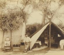 A collection of 35 early photographs of Renmark