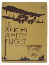 Souvenir and photographs of Sir Ross Smith Flight, 1919