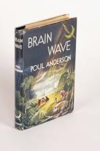 ANDERSON: Brain Wave (1st Hardback)