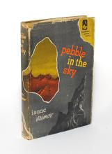 ASIMOV: Pebble in the Sky (1st Ed)