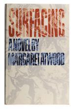 ATWOOD: Surfacing (1st UK)