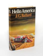 BALLARD: Hello America (SIGNED 1st)
