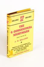 BALLARD: The 4-Dimensional Nightmare (1st Ed)