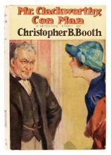 BOOTH: Mr Clackworthy, Con Man (1st Ed)