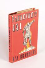 BRADBURY: Fahrenheit 451 (1st Ed)